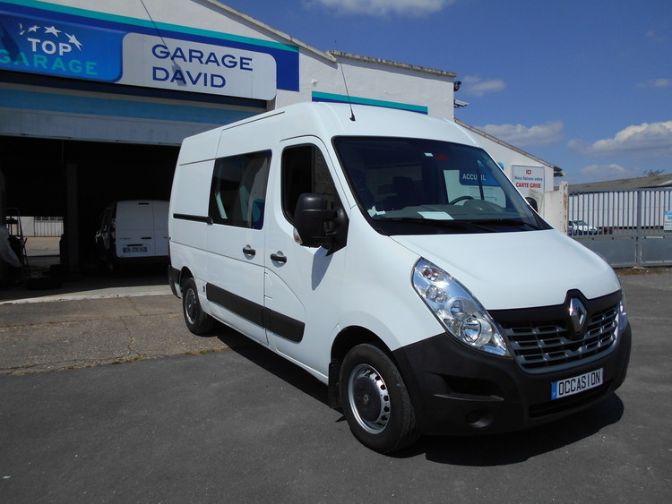 RENAULT MASTER III 2.3 DCI 110CH