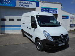 RENAULT MASTER III 2.3 DCI 125CH