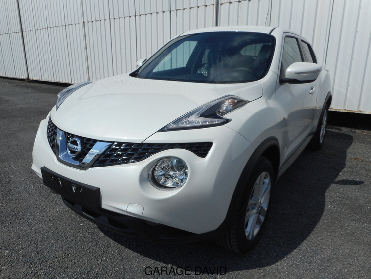Juke 1.5 DCI 110 N-connect - VN 12