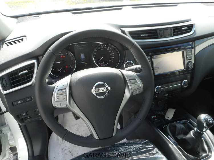 X-trail DCI 130 connect edition - VN 15